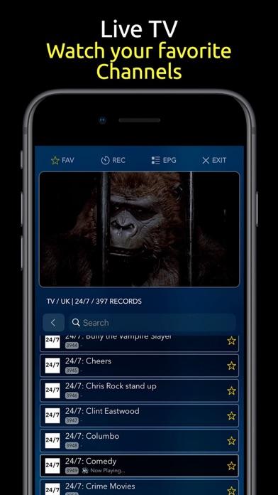 StbEmuTV (Pro) Screenshots
