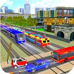 Crossy TrainLine Transport Pro
