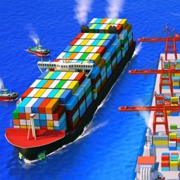 Sea Port: City Ship Tycoon