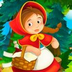 小红帽的故事 - Red riding hood