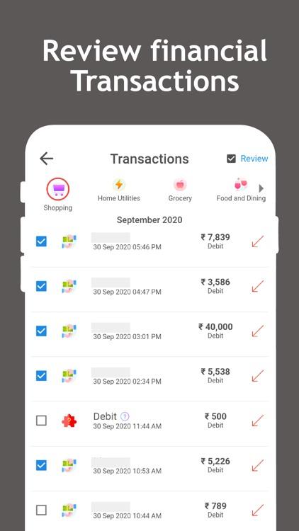 Balance app: Money Manager screenshot-4
