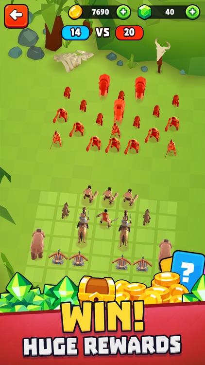Battle Simulator: Warfare screenshot-4