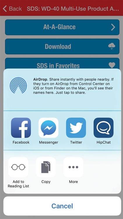 SDS Mobile screenshot-4