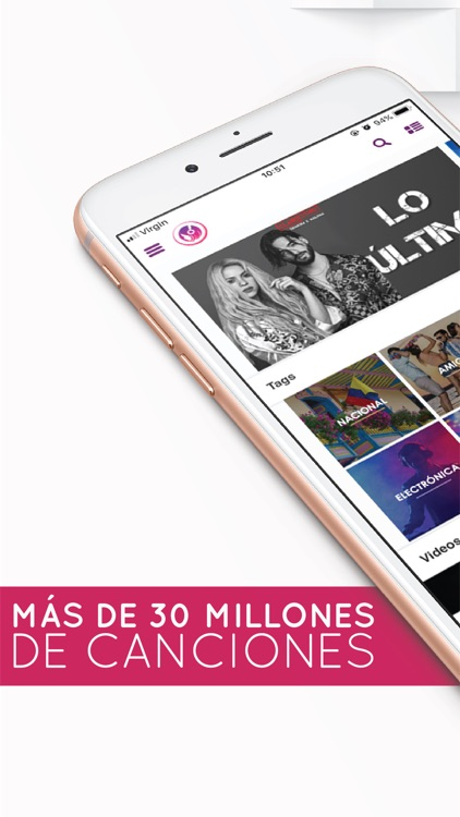 Lola Music. by Virgin Mobile Colombia SAS