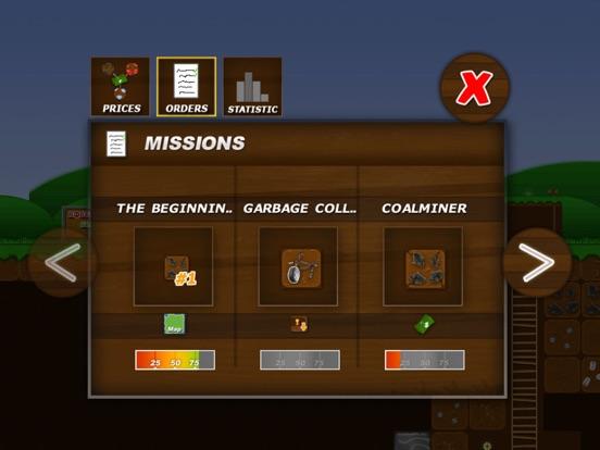 Screenshot #3 for Treasure Miner Lite - 2d gem