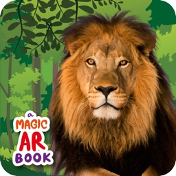 Wild Animals AR Book