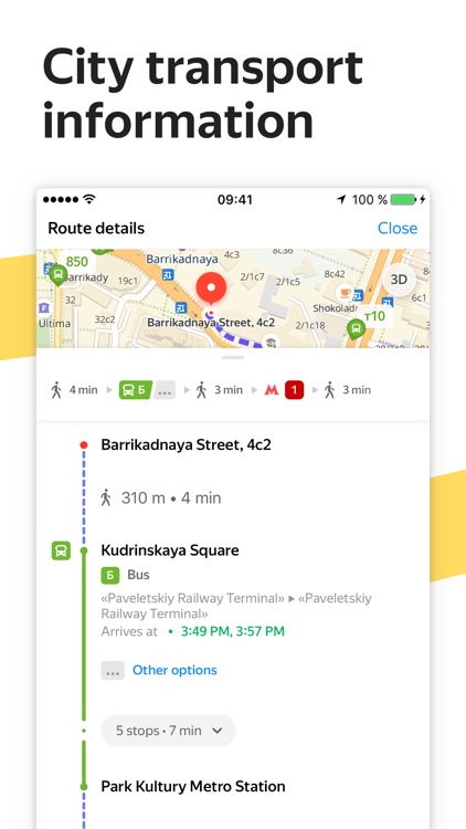 Yandex.Maps screenshot-5