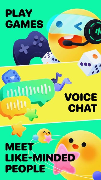 TIYA - Online Voice Chat Room screenshot-0