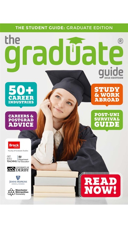 The Graduate Guide screenshot-0