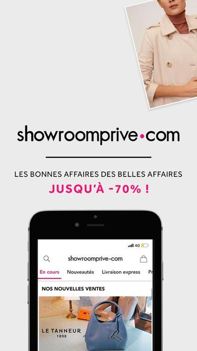 Showroomprive - Ventes privées