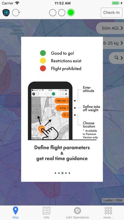 DroneRadar Premium