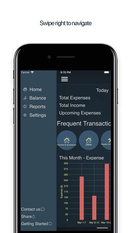 Spendipity - Expense Tracker screenshot-4