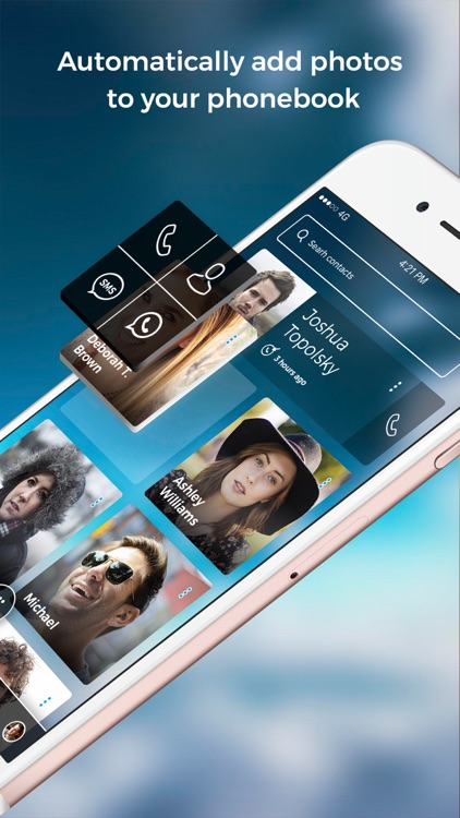 Eyecon Phone + Reverse Lookup
