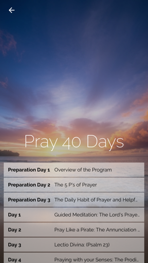 Pray: The Prodigal Father App on the App Store