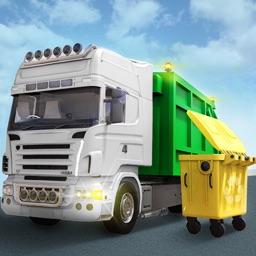Garbage Truck 3D Trash Games