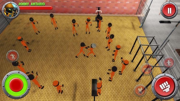 Shadow Prison Escape: Survival screenshot-3