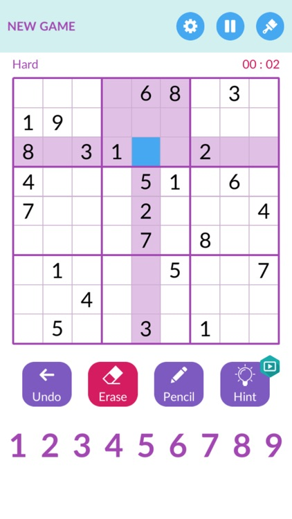 Sudoku ` screenshot-0