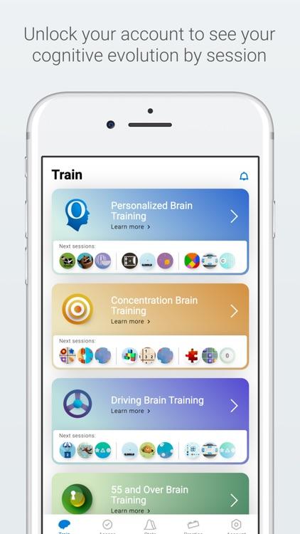 CogniFit - Brain Training screenshot-3
