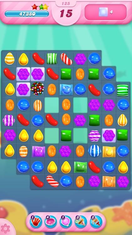 Candy Crush Saga screenshot-5