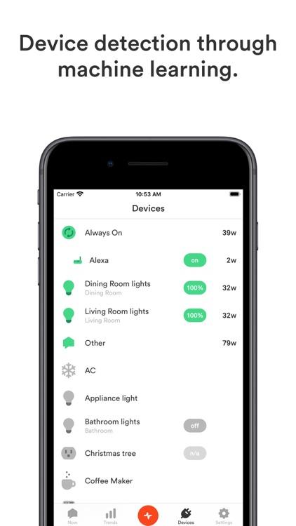 Sense Home Energy Monitor screenshot-5