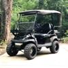 JW McCullough - Golf Car Caddy  artwork