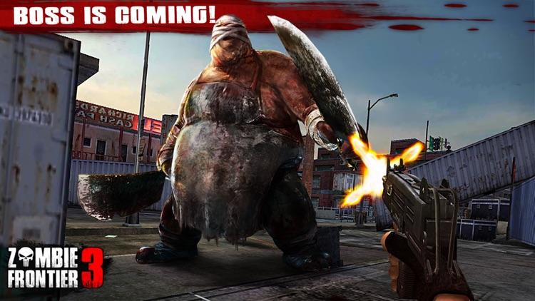 Zombie Frontier 3: Sniper FPS screenshot-3