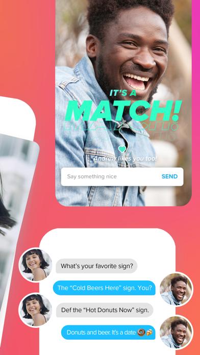 Screenshot 2 of Tinder - Dating New People App