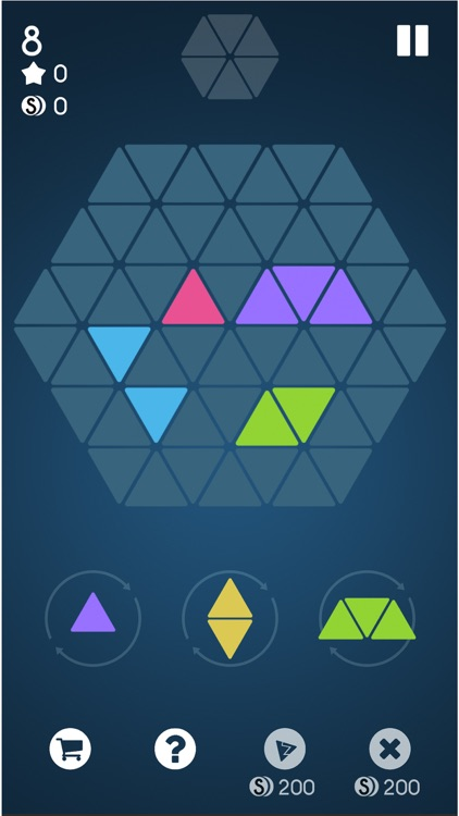 HexaGame screenshot-2