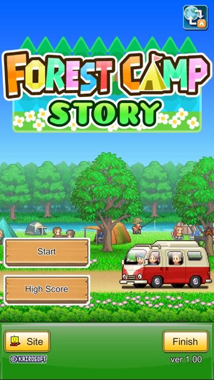 Forest Camp Story screenshot-4