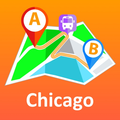 Chicago offline map & nav