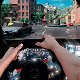 Car Driving Traffic Race 2022