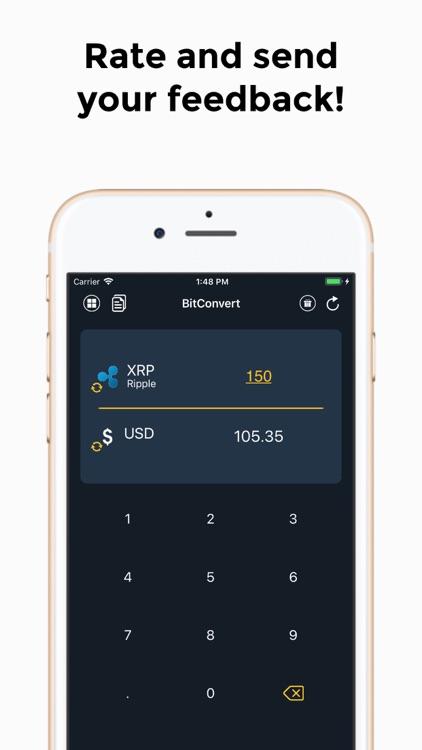 BitConvert - Bitcoin Converter screenshot-3