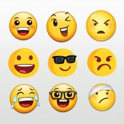 AMoji emoticons - Stickers