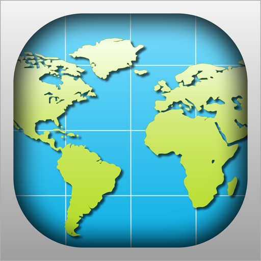World Map 2018 Pro