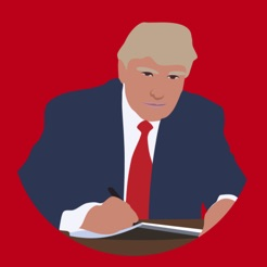 Donald Draws Executive Doodle 4