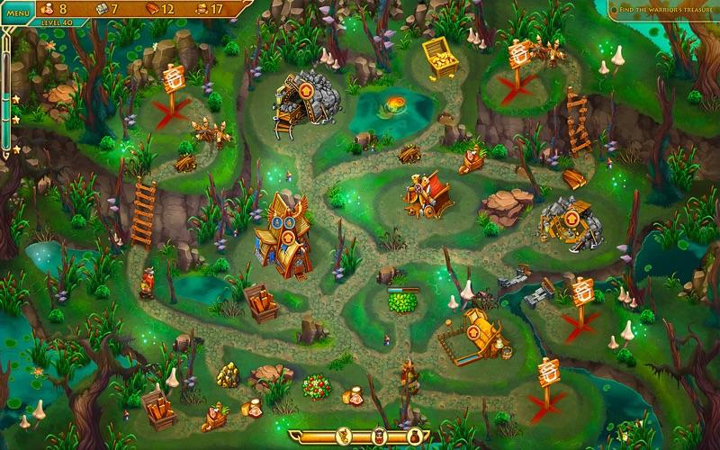 Viking Brothers 2 screenshot 1