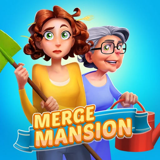 Merge Mansion