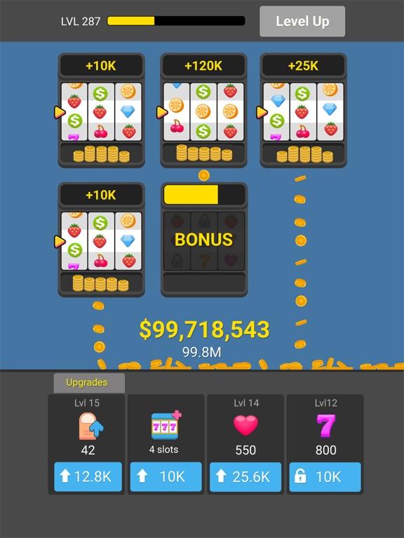 Idle Slots screenshot 5