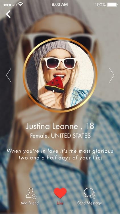 Date Way -Chat, Flirt & Dating screenshot-4