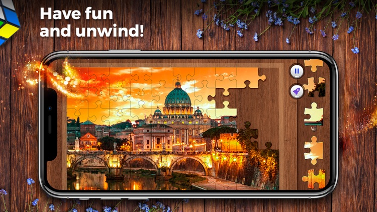 Jigsaw Puzzles for Me screenshot-4