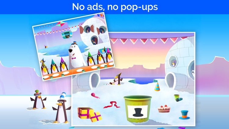 Game with puzzles for toddlers screenshot-4