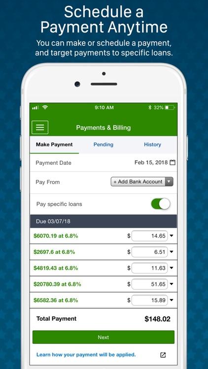FedLoan Student Loans screenshot-3