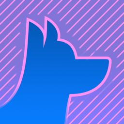 Ícone do app Project Blue