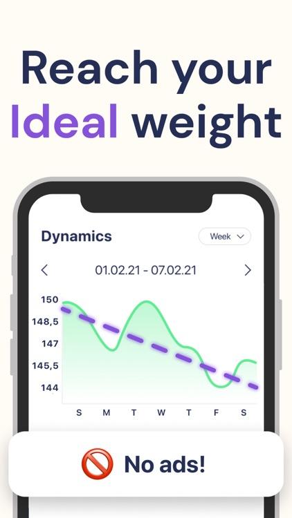 BMI Calculator Weight Tracker