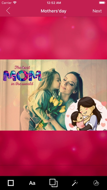 Mother'sDay Frame and Greating screenshot-1