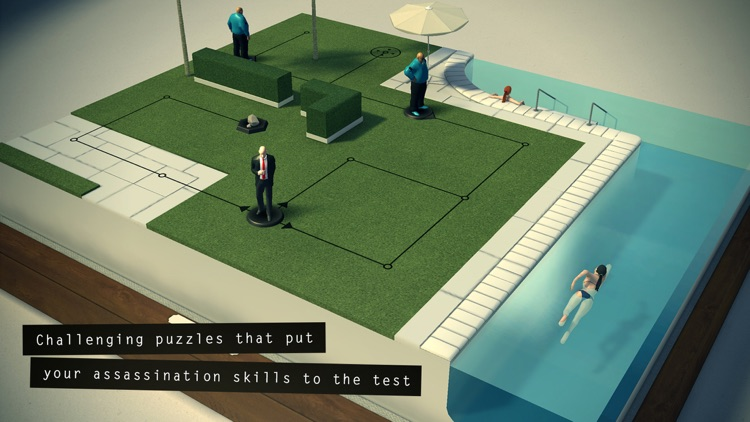 Hitman GO screenshot-0