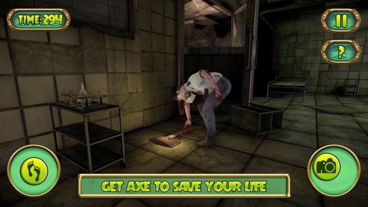 Horror Escape Doctor Hospital screenshot-3