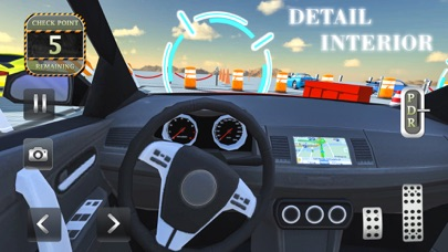 Drive & Educate Parking Game-1