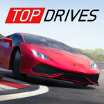 Top Drives – Cartes et bolides на пк