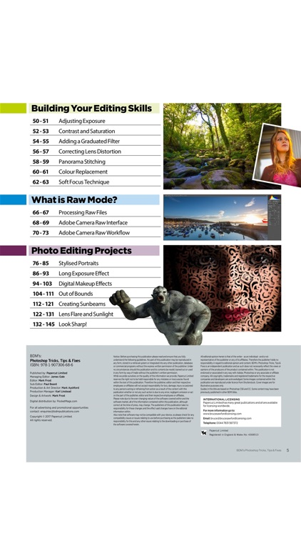 BDM's Photoshop User Guides